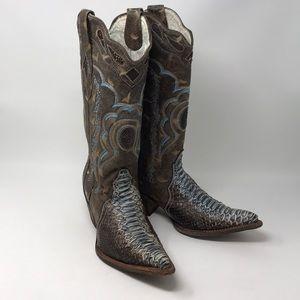 Cuadra/ Frida boots